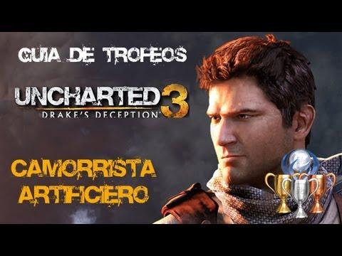 Guia uncharted 2