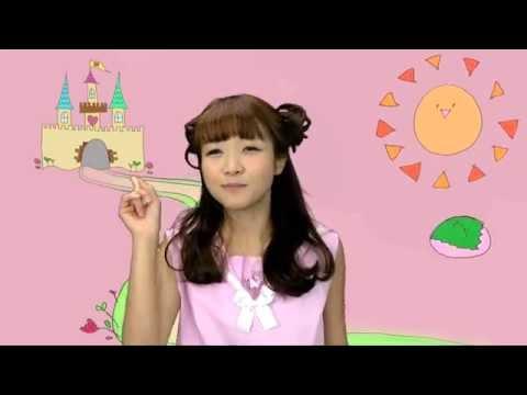 電波系「ベアたん」1st PV/ Bear-tan Denpa Song idol.Ryaku Sakuramochi PV.