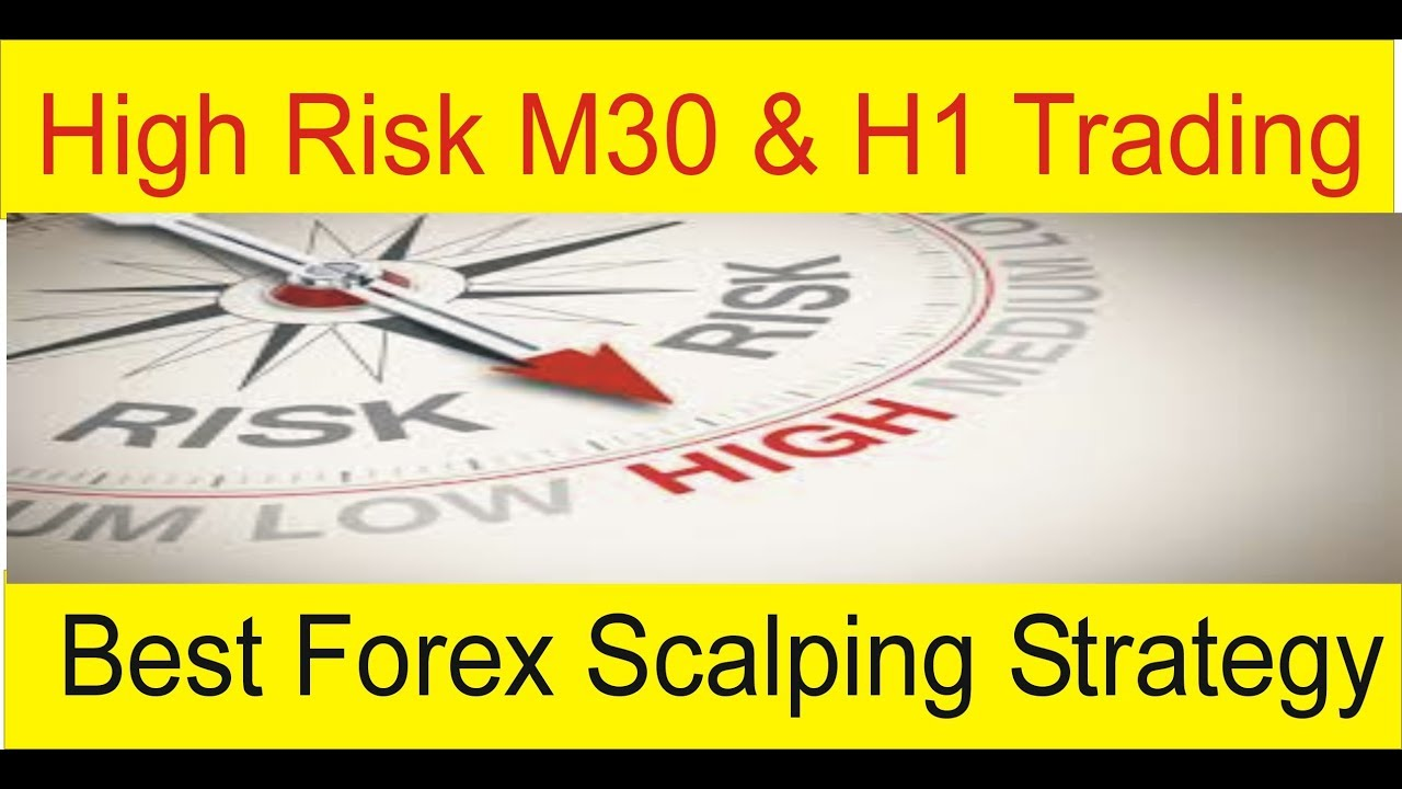 High risk forex trading