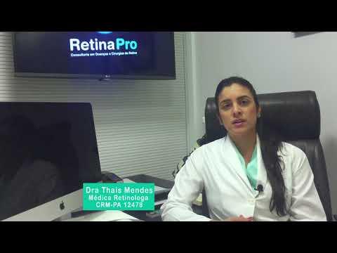 Cirurgia de vitrectomia