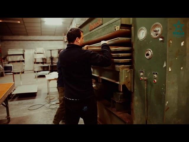 Le savoir-faire de STELLA : fabrication de mobilier en bois massif et en panneaux