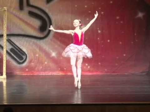 Dance Ballet Pointe Julia Degas