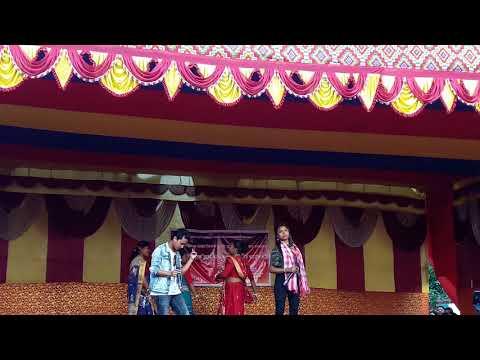 Gaayak Ram Rajbanshi ra Reeta Rajbanshi ko dhamkedaar prastuti..iteam song chal re babu..