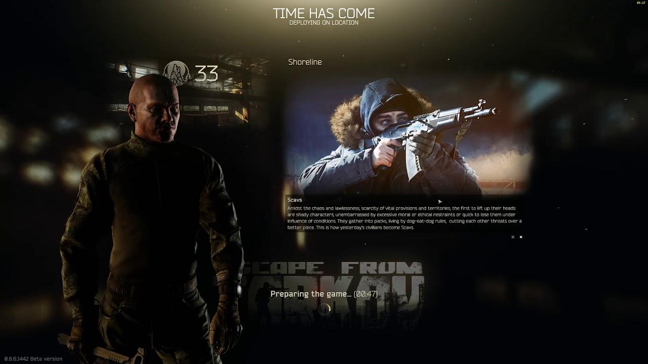 Escape from Tarkov ReShade