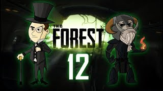 THE FOREST #12 : When two Brits go to war