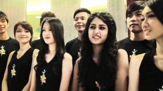 2011 AMFA NFMS Malaysia - Hair Makeover