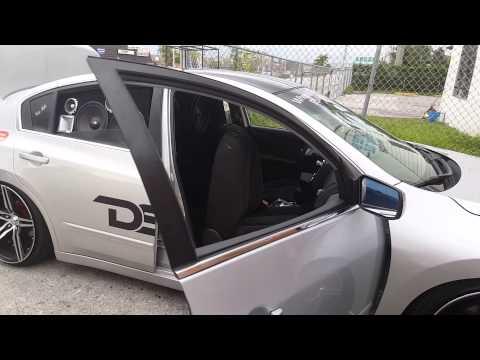 Nissan Altima Team DS18 Miami