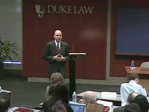 Frey Lecture 2011 | David J. Kappos, Building a 21st Century Patent Office in a Global Economy