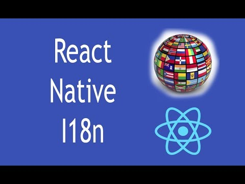 react native i18n full Working Example