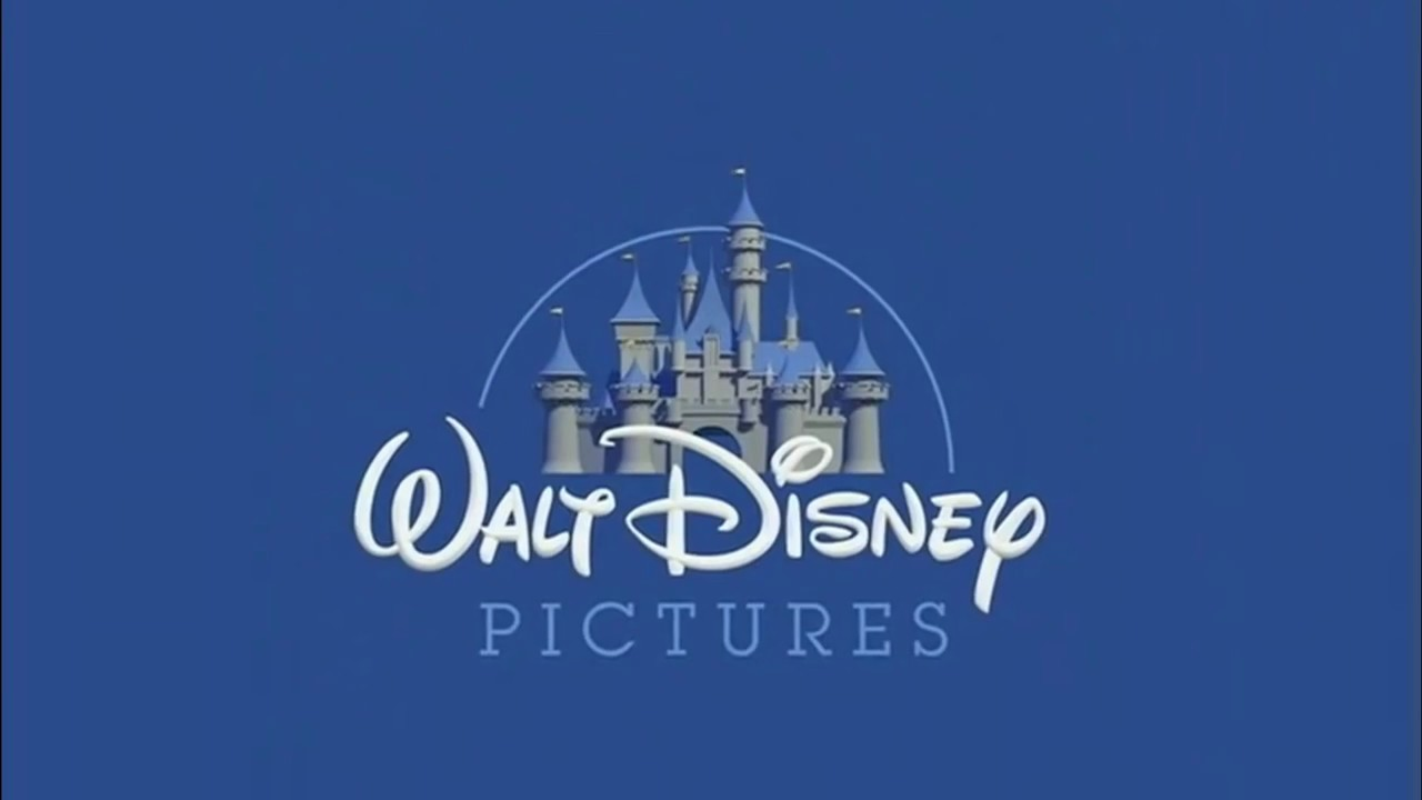 walt disney pictures logo 1995