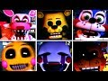 Another Nights At Freddy S Remastered All Jumpscares 2017 Fnaf mp3