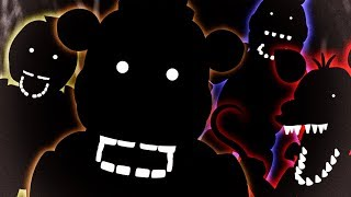 CUSTOM NIGHT 4/20 + 5 PLUSZAKÓW | A Shadow Over Freddy's #7