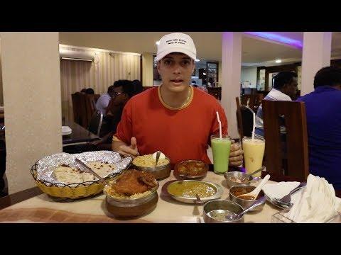 €10 di cibo in Sri Lanka