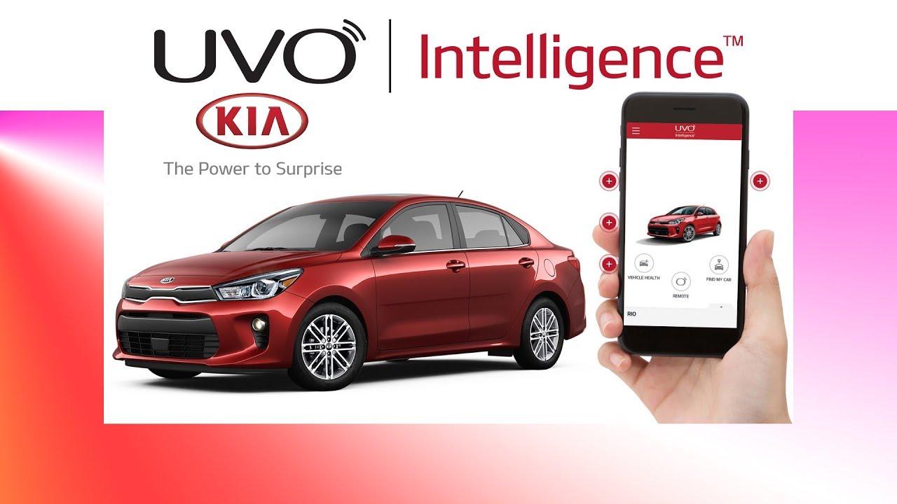 UVO Intelligence on Kia Vehicles | Plaza Kia