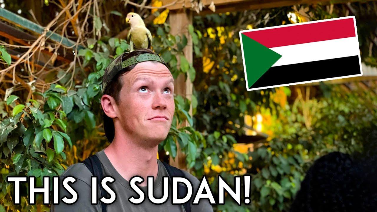 THIS is Sudan?! Khartoum, Sudan Travel Vlog