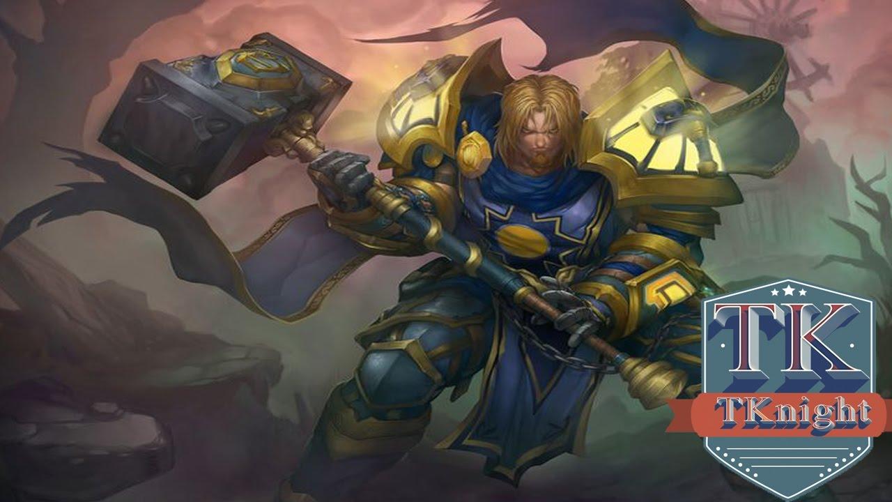Войска Альянса | Warcraft 3 (Мод Warcraft 3: Ressurection) # 2