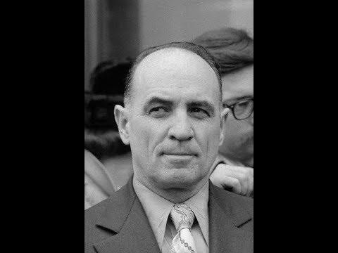 Watergate Hearings: James McCord, Jr (May 18 & 22 1973)