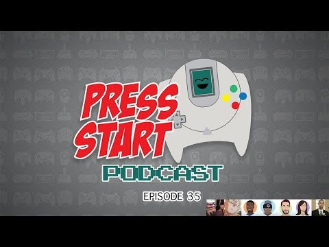 Press Start Podcast EP.35 | Fortnite Or PUBG | MVCI Flopped | TGS 2017 |