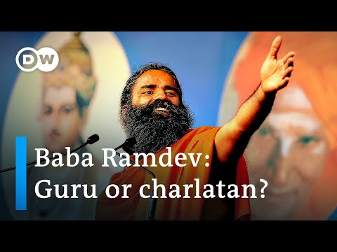 COVID-19 India: Guru Baba Ramdev sparks adulation and anger | DW News