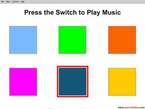Swishmax tutorials – making a one switch game – Part 1