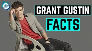 5 Amazing facts about Grant Gustin |  The Flash