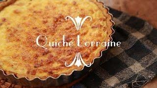 Quiche Lorraine #torradatorrada