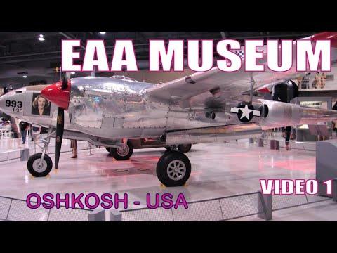MUSEU da EAA Oshkosh - by Duda Motta - EAA MUSEUM WInsconsin -   1
