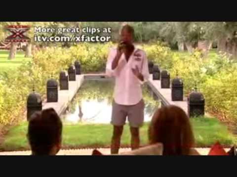 X Factor 2009 Judges Houses Cheryl's last 6 boys *...