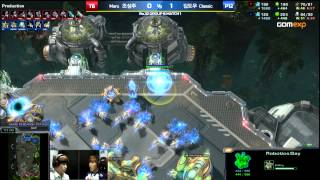 Maru vs Classic TvP Code S Group B Match 1, 2015 HOT6 GSL Season 3   StarCraft 2