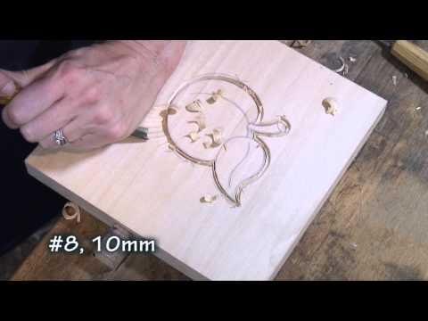 How To Carve A Peach