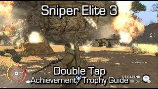 Download Sniper Elite 3 - Double Tap Achievement/Trophy Guide