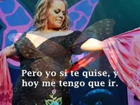 Jenni Rivera Y Espinoza Paz - FUE UN PLACER CONOCERTE **LYRICS**LETRA**