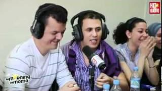 jamaL eT NoureddinE sur radio_-_tanger city_-_KLàm lwa9i3 PRUd