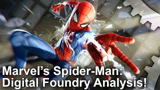 [4K] Marvel's Spider-Man: The Complete Digital Foundry Analysis!