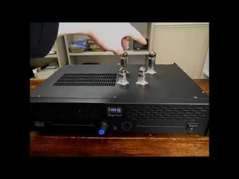 6N1P-EV EL84 single ended pentode amplifier