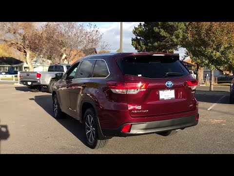 2017 Toyota Highlander Salt Lake City, Murray, West Valley City, Provo, West Jordan, UT TRAC40