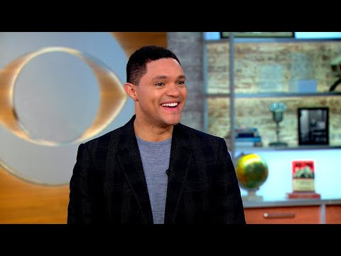 Trevor Noah on taking Born a Crime from the page to students ears