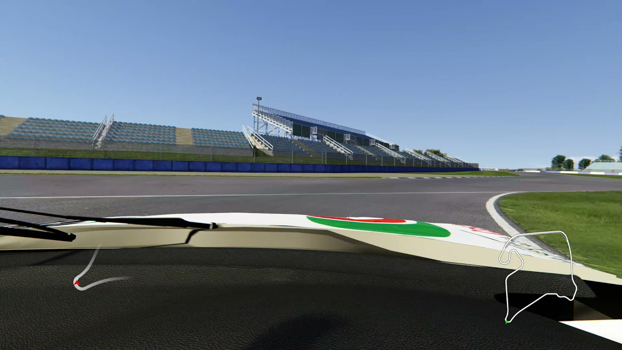 Download Assetto Corsa: Silverstone old layout 1997-2009 (WIP) - International layout
