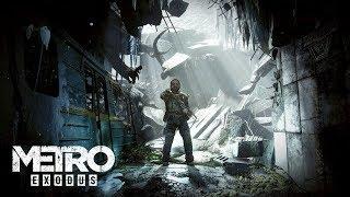 [18+] Шону не спится в Metro Exodus, стрим 3 (PC, 2019)