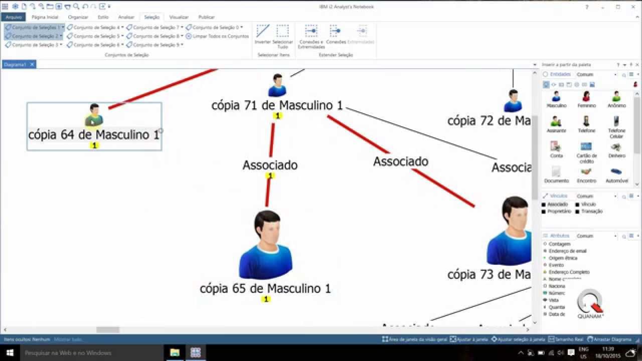 O novo IBM i2 Analyst`s Notebook 9 - YouTube