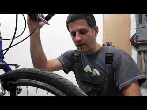 Kupovina (pregled) polovnog bicikla za početnike [0025]