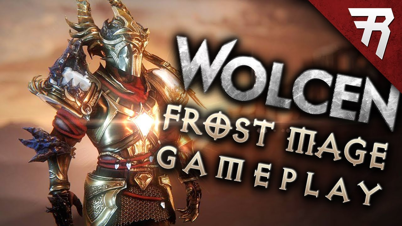 Frost Mage Build Review: Wolcen Gameplay 2018