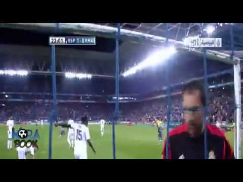 Espanyol vs Real Madrid 1-1 All Goals & Highlights 11.05.2013