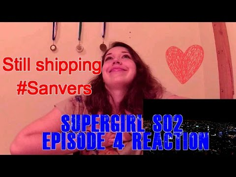 Supergirl Season 2 Episode 4 Reaction