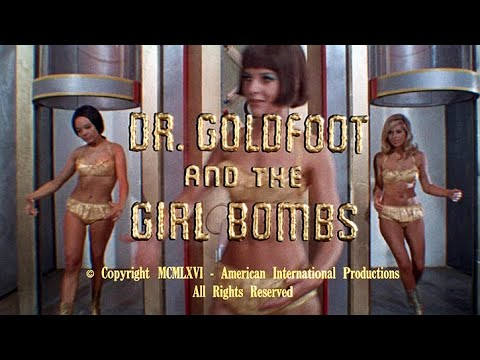Download Dr. Goldfoot and the Girl Bombs (1966) - Movie CLIP (1/4) - with Vincent Price - 1080p Full HD