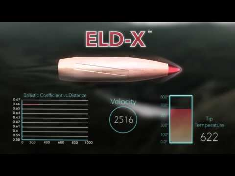 Hornady ELD-X Review out to 2,020 yds