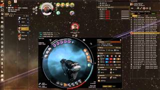 RATTING WITH PEW PEW DOMINIX EVE ONLINE 25-30 mill/tick