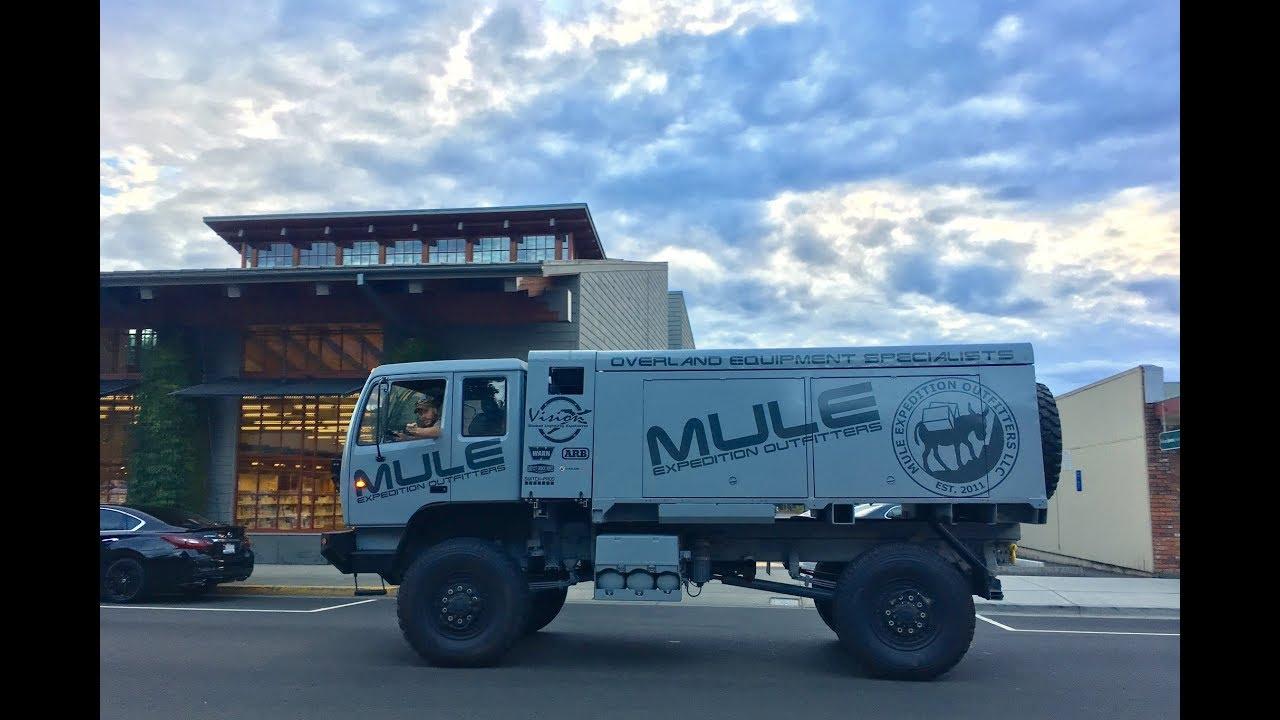 Mule Rally Truck Build R2