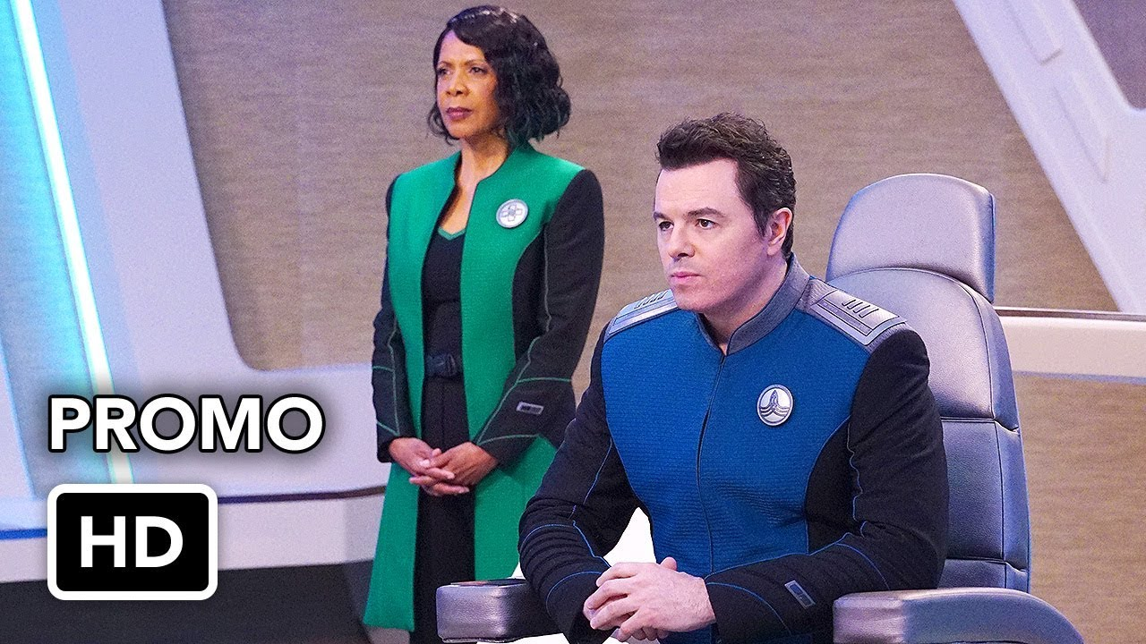 "The Orville 2x05 Promo ""All The World Is Birthday Cake"" (HD)"