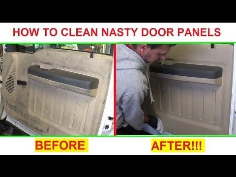 how to clean dirty car seats upholstery hot water extr doovi. Black Bedroom Furniture Sets. Home Design Ideas